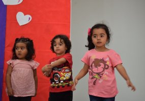 Valentine's Day - Preschool